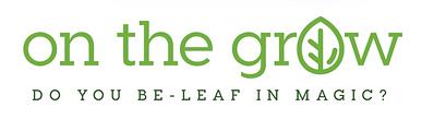On The Grow, LLC Logo Header