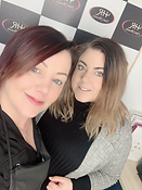 Sarah & Amy at HR Hair & Beauty Tiverton Hairdressers