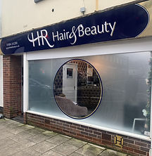 HR Hair & Beauty, Tiverton Hairdressers, Brow waxing, Threading, Make up
