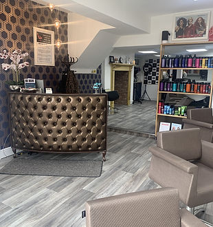 HR Hair & Beauty, Tiverton hairdressers, waxing, eyebrows, threading, matrix