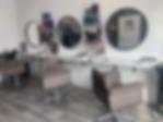 Inside HR Hair & Beauty Tiverton