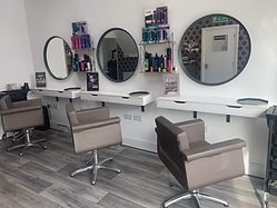 Inside HR Hair & Beauty Tiverton