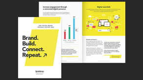 Insights Report: Improve your digital brand presence.