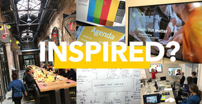 How to Inspire and get the best from your design team.