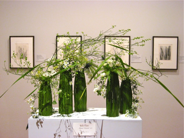 Bouquets to Art 2008