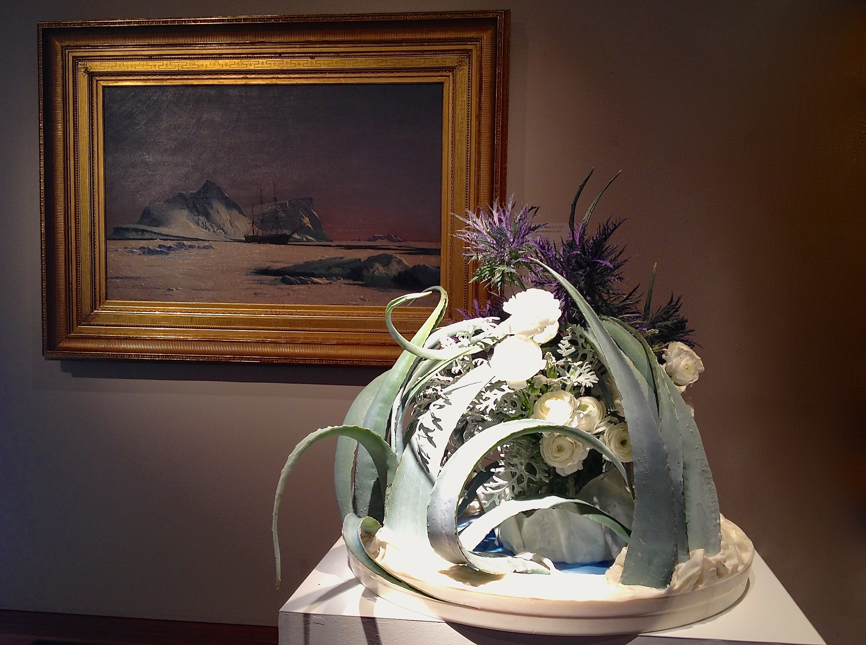 Bouquets to Art 2015