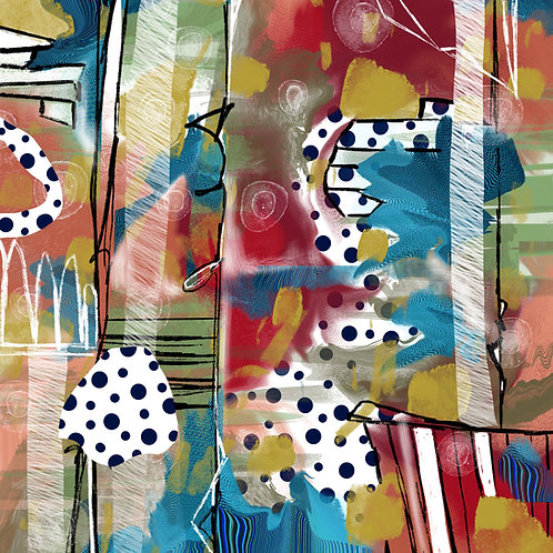 """Fall""ing into Autumn - Giclée Print"