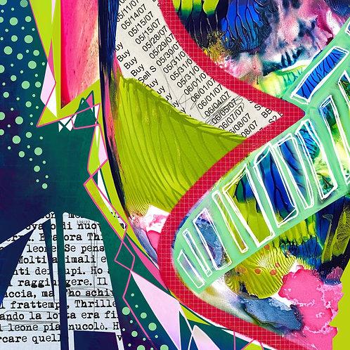 Carnivals in our Future - Giclée Print