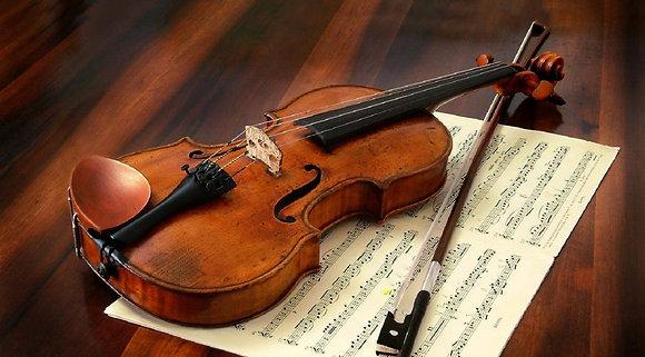 Youth Strings Fall 2020 Enrollment