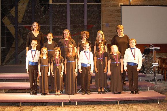 NEW SINGERS- Bel Canto Semester Membership
