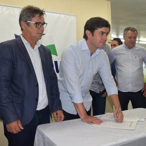 Prefeito assina ordem de serviço para criação de Plano de Mobilidade Urbana em Guarapuava