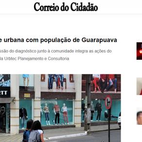 Oficina debaterá mobilidade urbana com população de Guarapuava