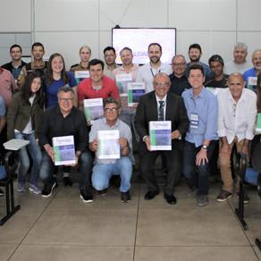Cerimônia marca entrega do Plano de Mobilidade de Guarapuava