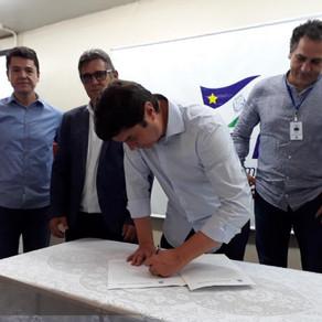 Plano de Mobilidade Urbana de Guarapuava tem ordem de serviço assinada.