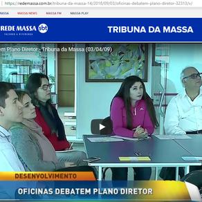 Oficinas debatem Plano Diretor de Ponta Grossa - Tribuna da Massa