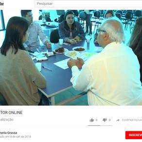 Plano Diretor Online - TVE Ponta Grossa