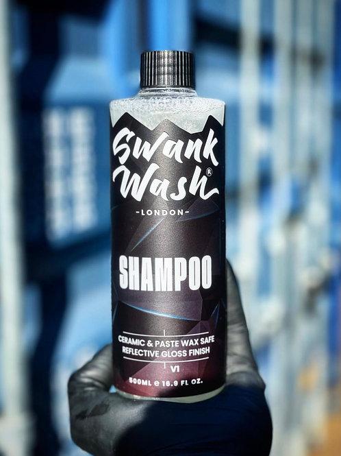 Swank Wash, Shampoo
