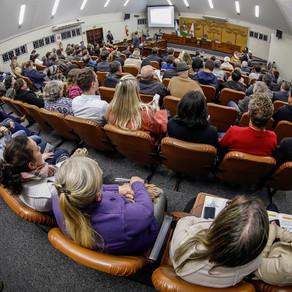 Audiência pública apresenta 1º resultados do processo de Revisão do Plano Diretor de Araucária-PR.