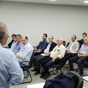 Reunião em Londrina engaja sociedade organizada em torno do Plano da Metrópole Paraná Norte