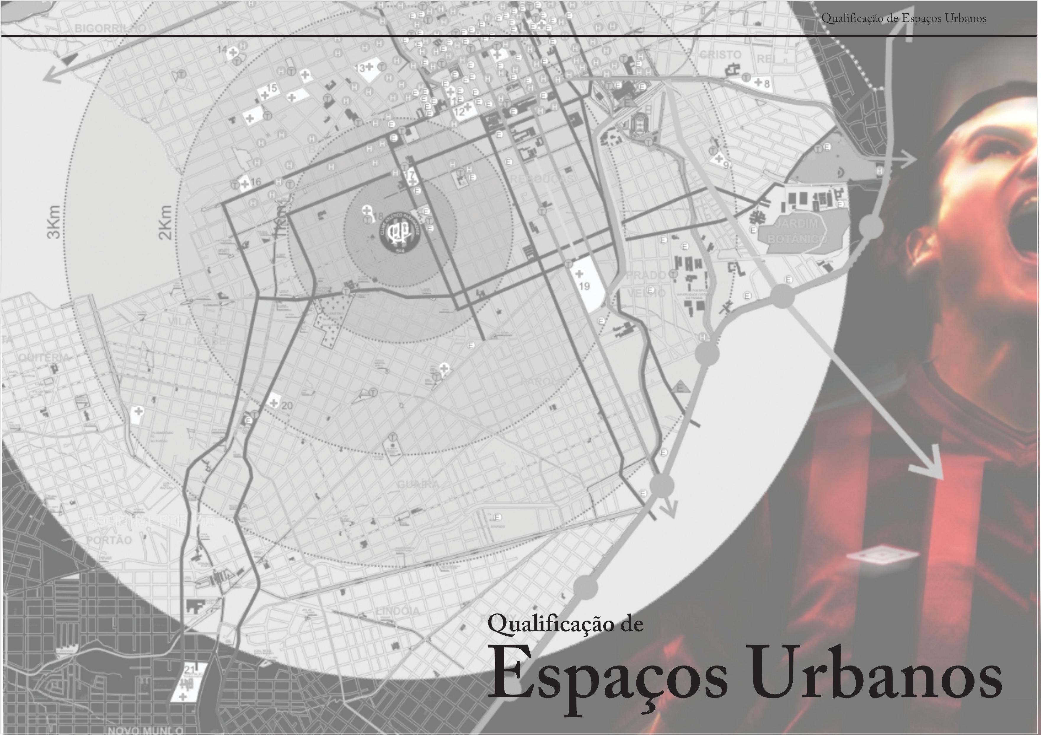 Qualificação de espaços urbanos