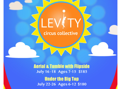 Summer Circus Extravaganza