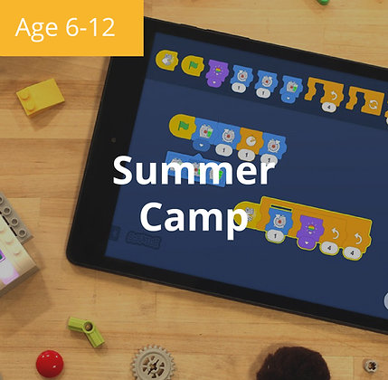 Scratch Programming Summer Camp | Age 6-12