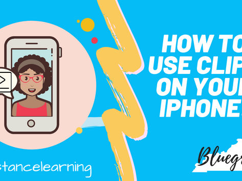 How to use Clips on your iPhone!