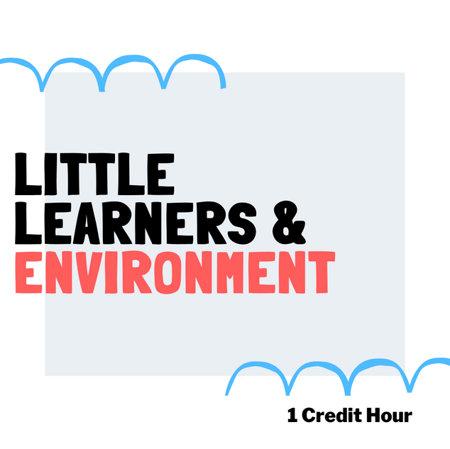 Little Learners: Environment