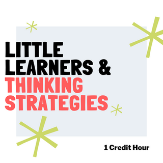Little Learners: Thinking Strategies