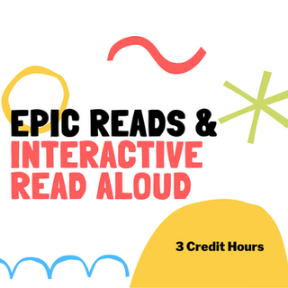 Epic Reads & Interactive Read Aloud