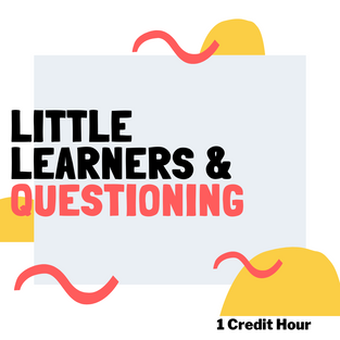 Little Learners and Questioning