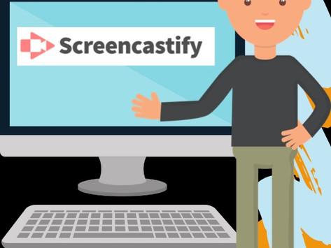 How to Create A Screen Cast using Screencastify