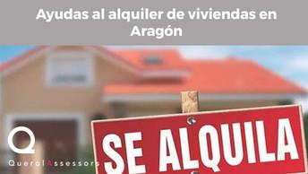 Ayudas al alquiler de viviendas en Aragón