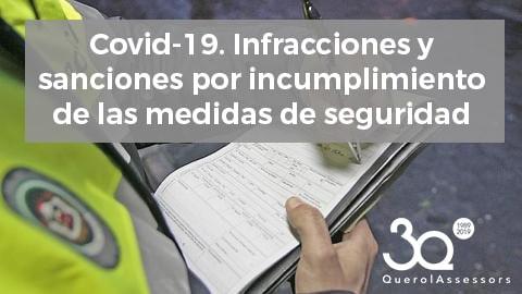 infracciones y multas covid19