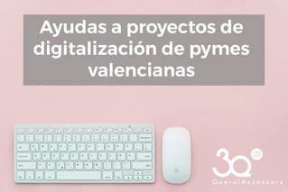 Ayudas a proyectos de digitalización de pymes