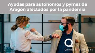 Ayudas para autónomos y pymes afectados por la pandemia