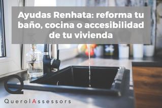 Renhata: reforma tu baño o cocina