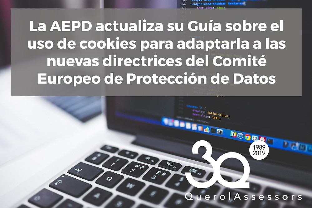 proteccion de datos y cookies