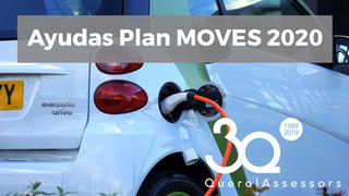 Ayudas Plan MOVES 2020