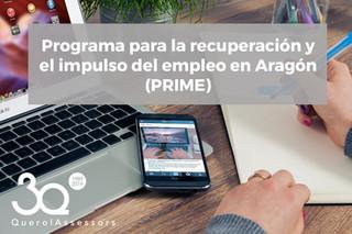 Programa PRIME de Aragón