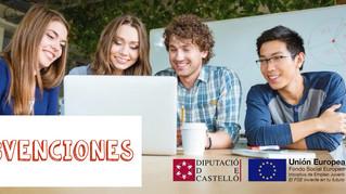 Ayudas programa POEJ de la Diputación de Castellón