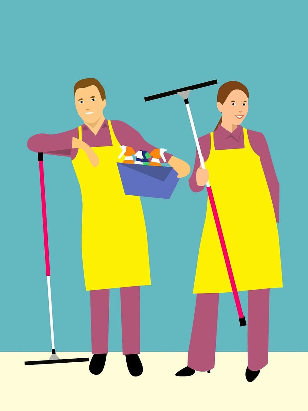 subsidio empleados del hogar
