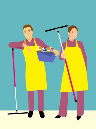 Nuevo subsidio para empleados del hogar y trabajadores temporales