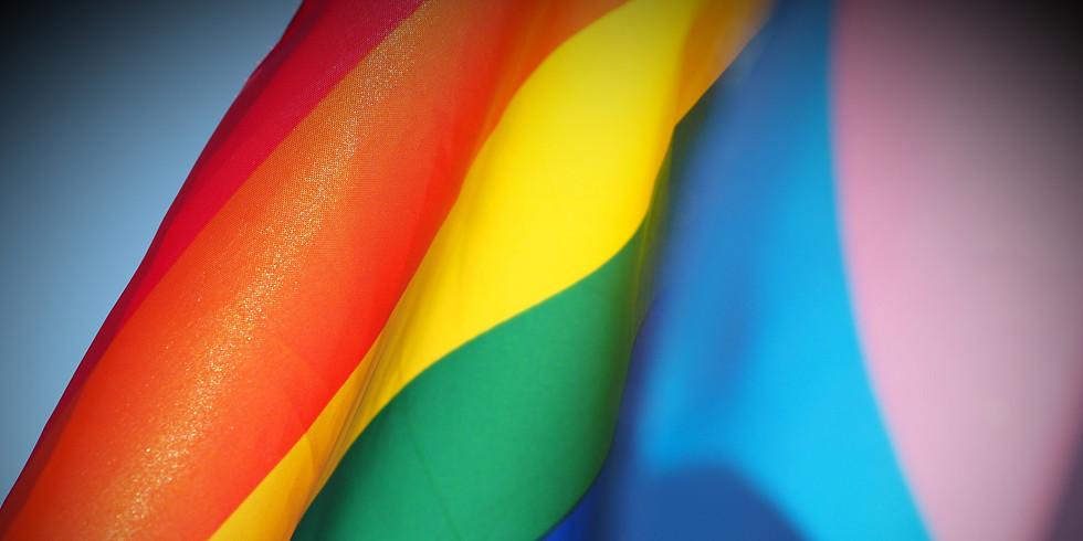 Central Falls Rainbow Flag Raising