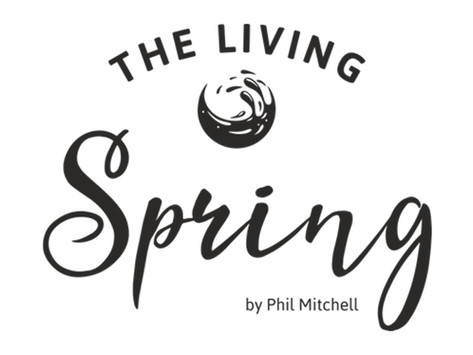 """The """"Living Spring"""" in our Daily Life"""