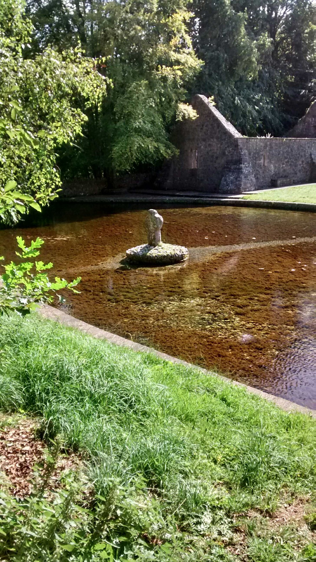 St Patrick Well