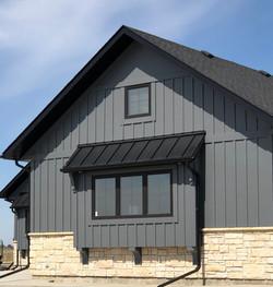 """12"""" Panel Eyebrow Roof"""