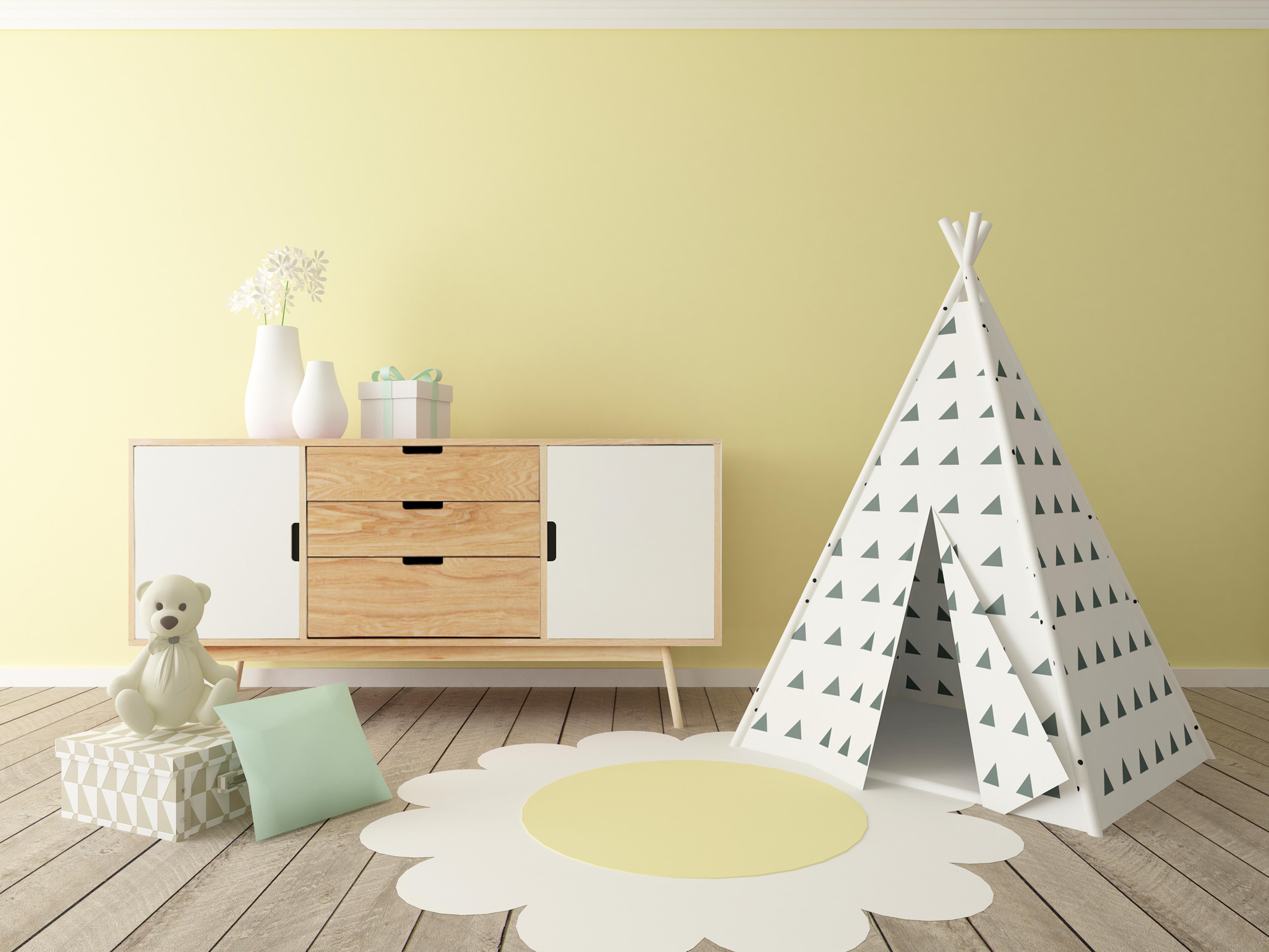 Children's Bedroom/Playroom