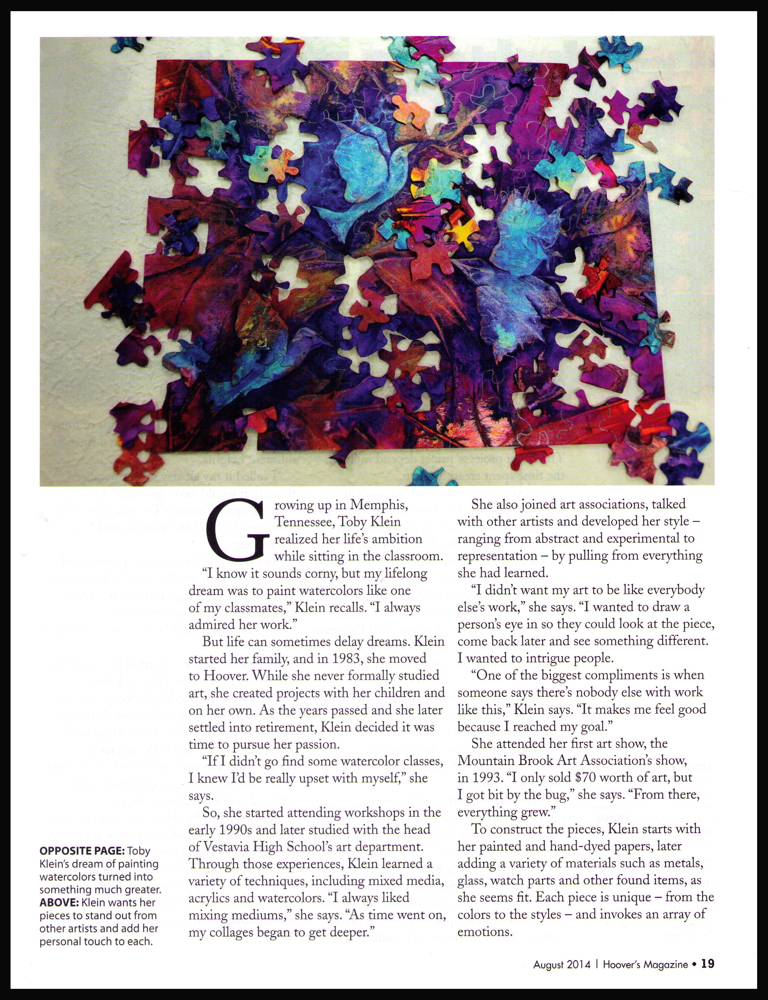 """""""Hoover Magazine"""""""