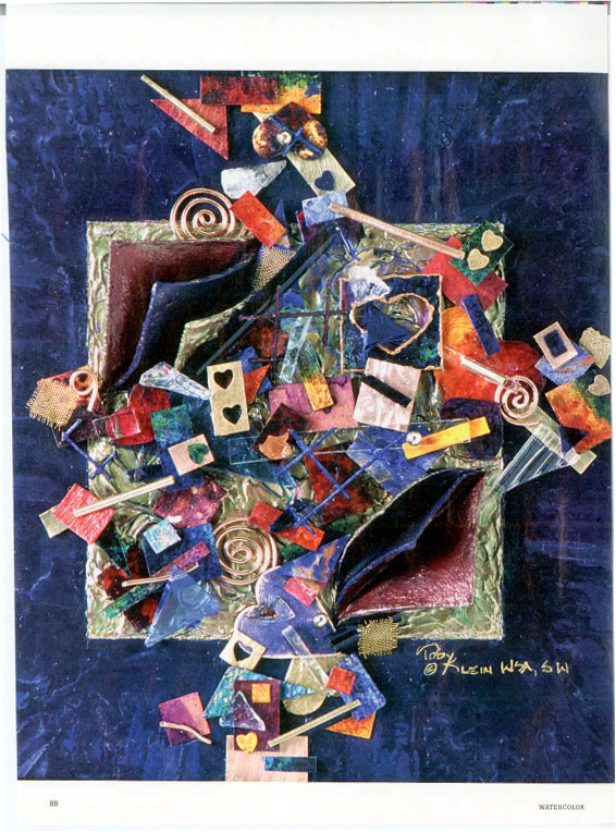 """American Artist: Watercolor"""